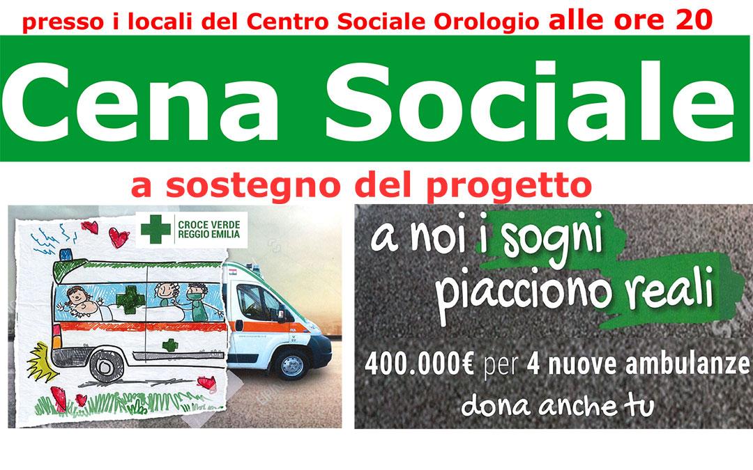 Cena Sociale